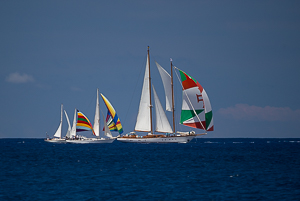 The 2016 Classic Yacht Regatta, Antigua.