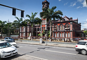 Queen's Royal College, Port of Spain, Trinidad