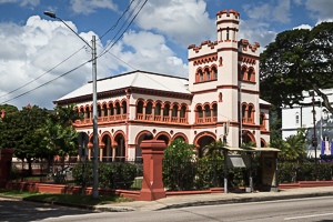 Archbishop's Palace, Port of Spain, Trinidad